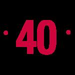 1979-2019 - 40 anni di Aldena Telecomunicazioni