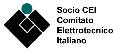 Logo CEI Comitato Elettrotecnico Italiano